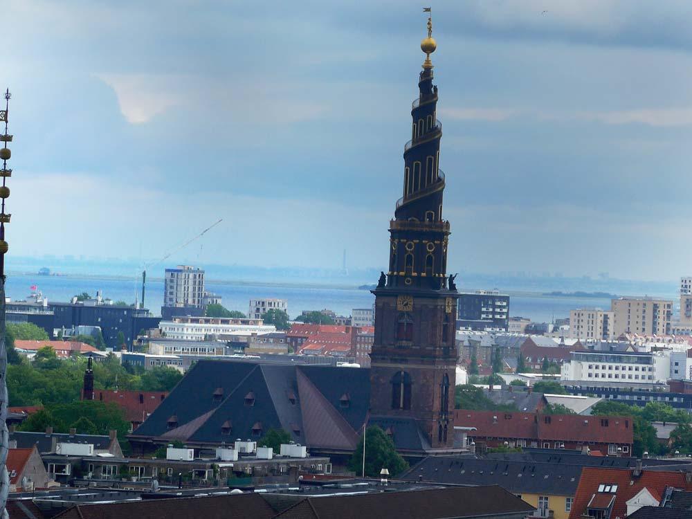 Kopenhagen view