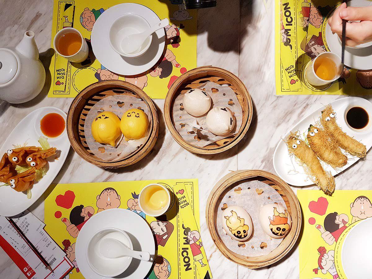 Dim Sum Icon Restaurant