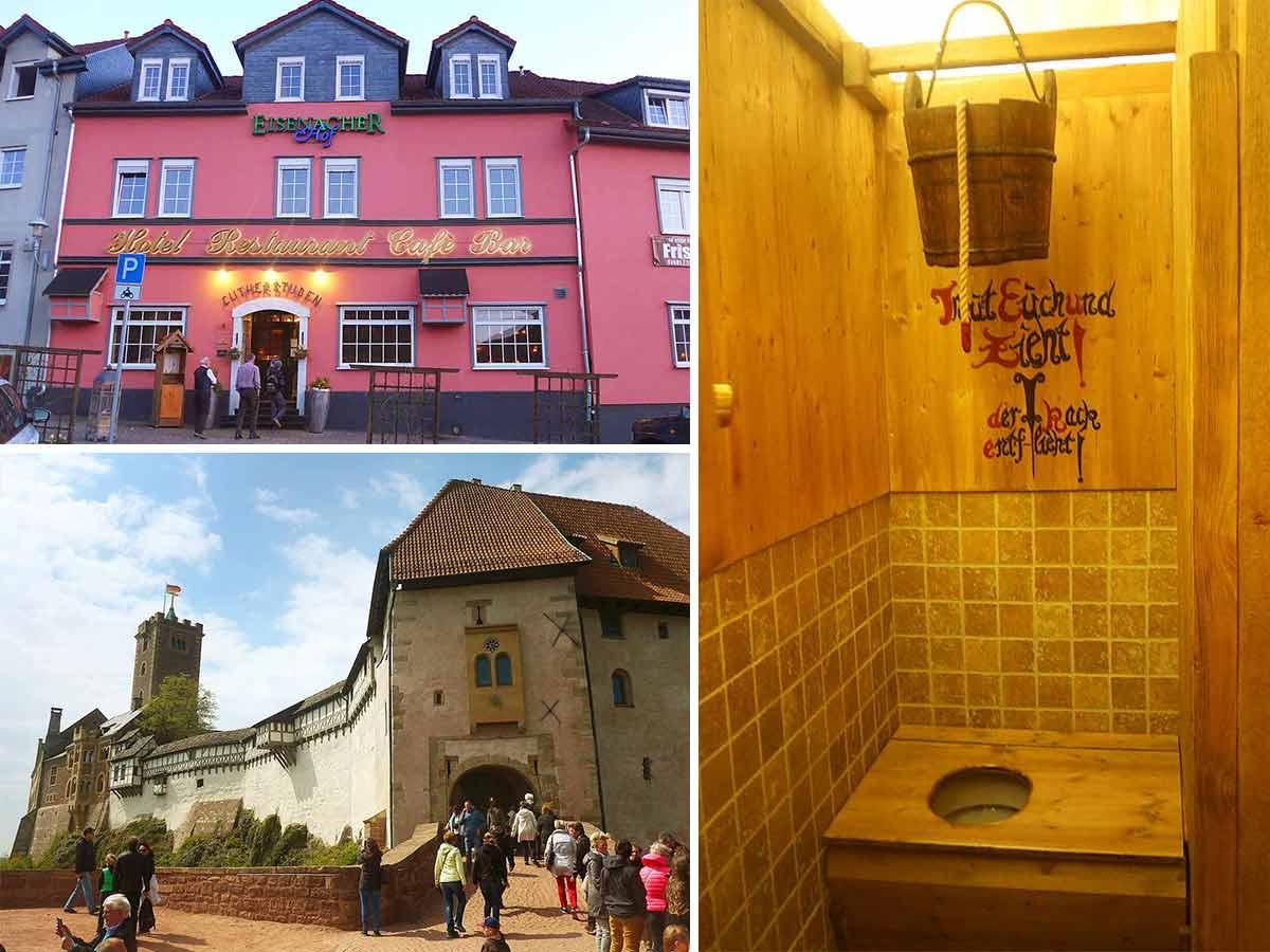 Lutherstube - Eisenach - Foodseeing