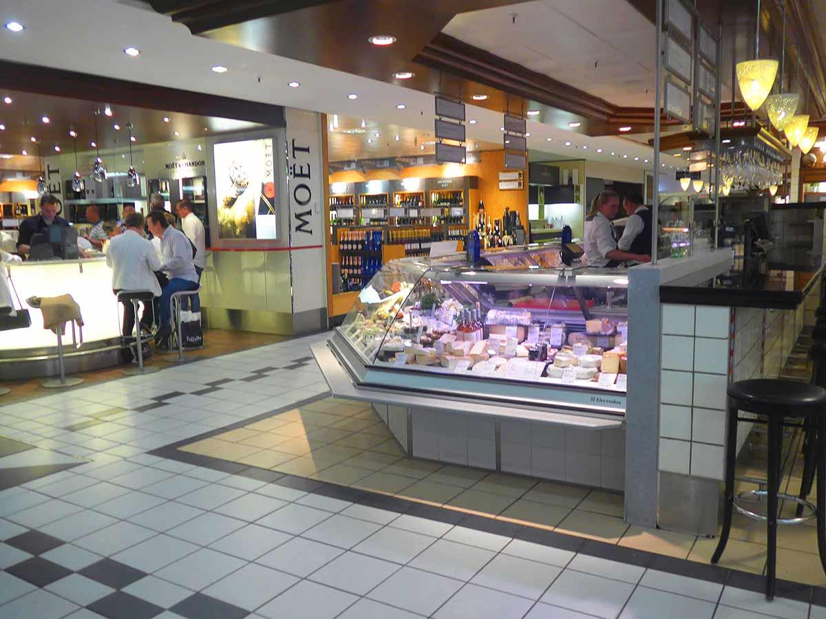 food floor at KaDeWe