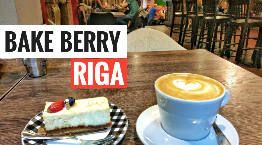 Best Bakery Cafe in Riga