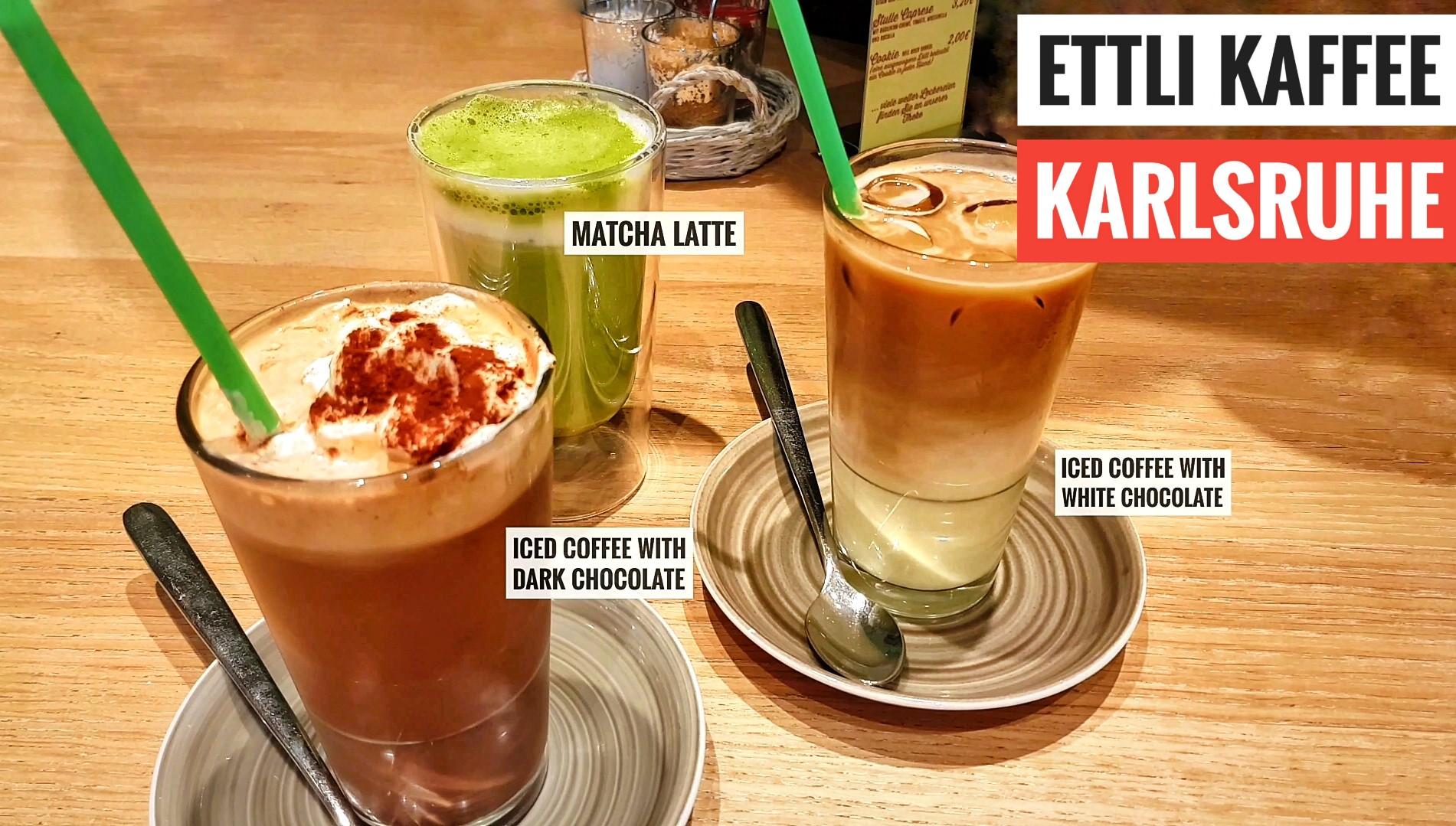 Cafe Ettli Karlsruhe