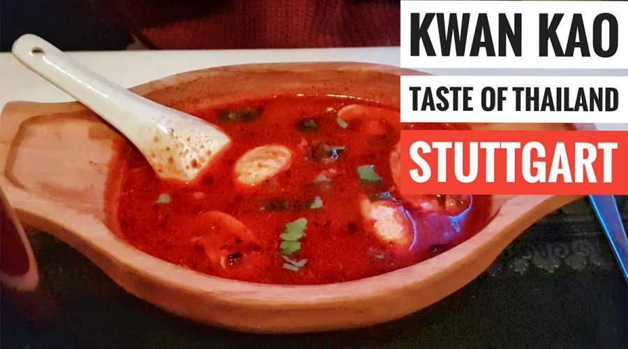 Best Thai restaurant Kwan Kao Stuttgart