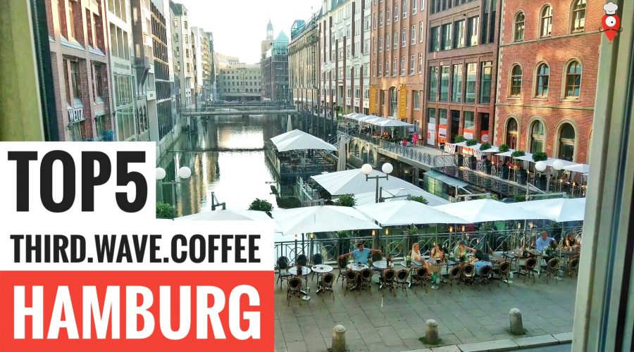 Best coffee shops Hamburg
