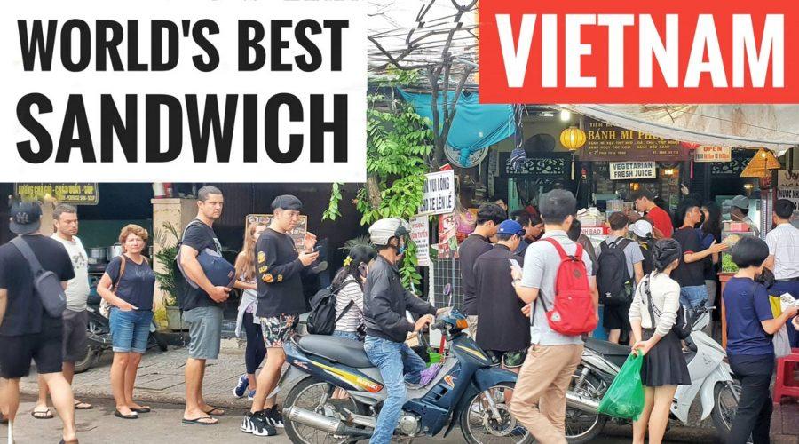 Best food ever Anthony Bourdain in Vietnam
