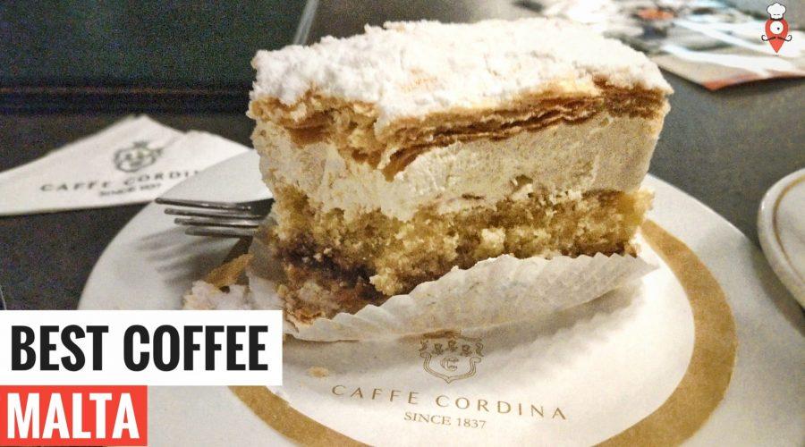 Malta's best coffee spots