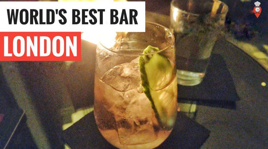 londons best bar