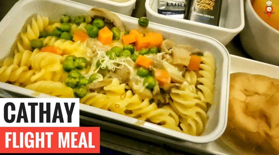 vegetarian pasta dish Cathay