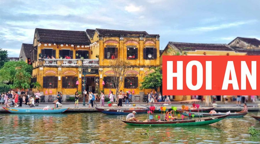 Hoi An Vietnam Sightseeing Trip