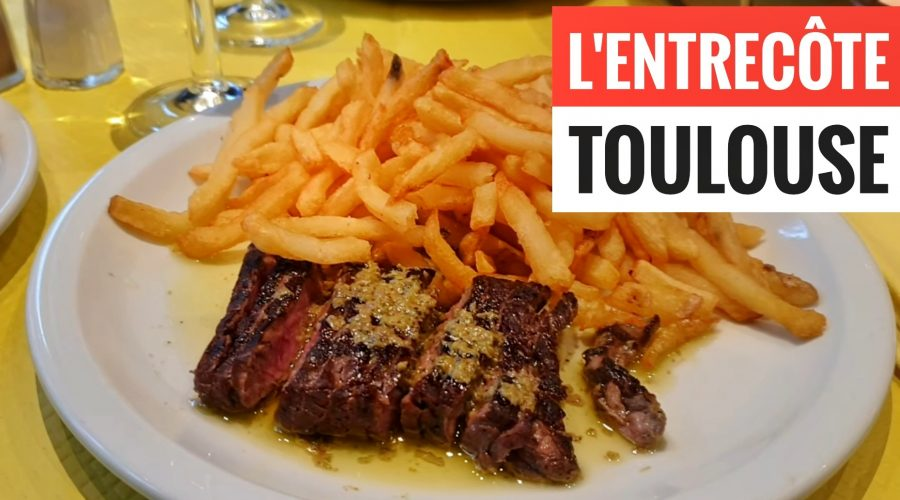 Steak restaurant Toulouse