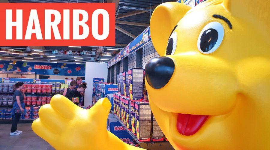 Haribo factory outlet shop Bonn